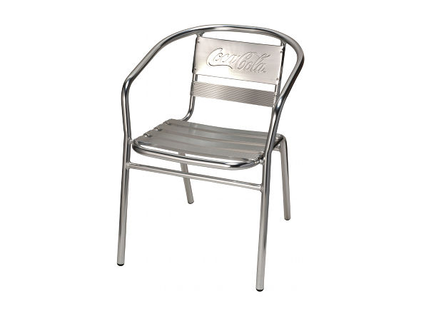 PENNY JAPAN/Coca-Cola BRAND Coke Aluminum Chair