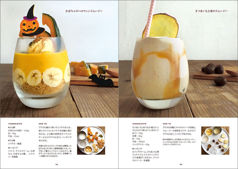 「It's MAI SMOOTHIE」の内容