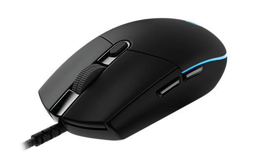 「Pro Gaming Mouse」本体