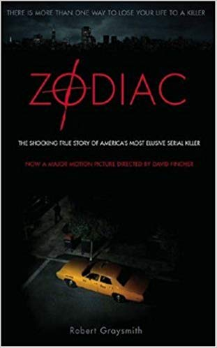 Zodiac:TheShockingTrueStoryoftheHuntfortheNation'sMostElusiveSerialKillerの表紙