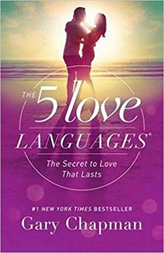 The5LoveLanguages: TheSecrettoLoveThatLastsの表紙