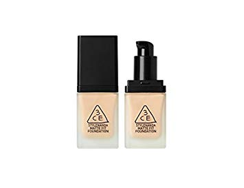 3CE「MATTE FIT FOUNDATION」の画像