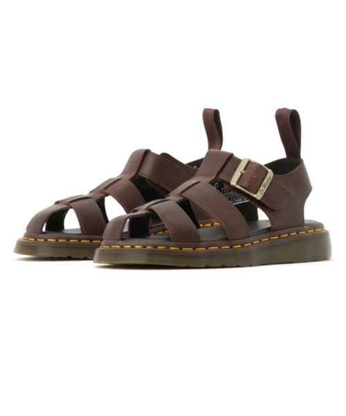 KATHARINE HAMNETT LONDON/LAB Dr.Martens GALIA FISHERMAN SANDAL