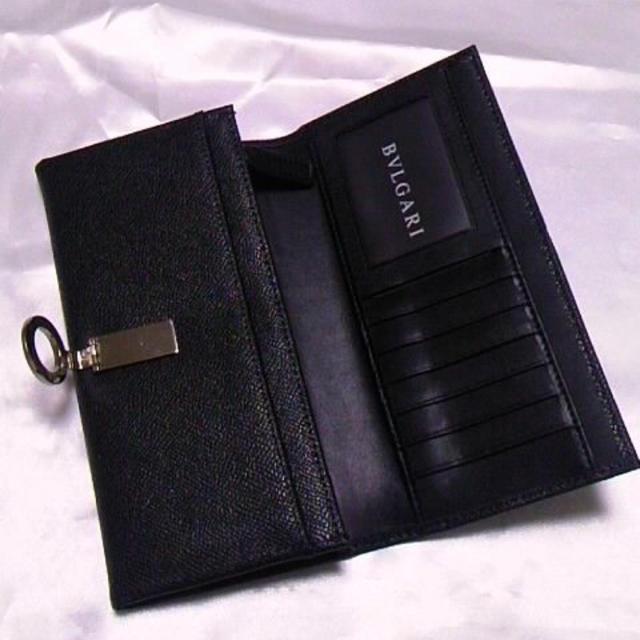 big sale f5396 504e6 メンズ財布】ブルガリおすすめ人気製品15選!プレゼントにも最適 ...