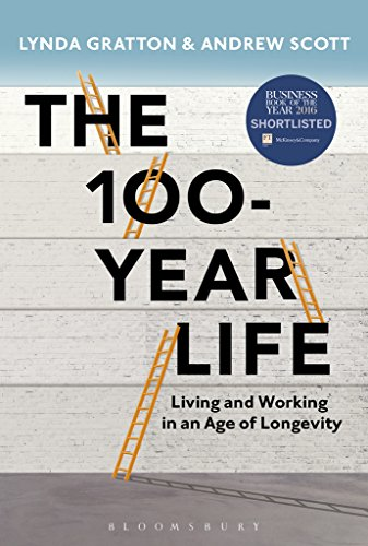The100-YearLife:LivingandWorkinginanAgeofLongevityの表紙