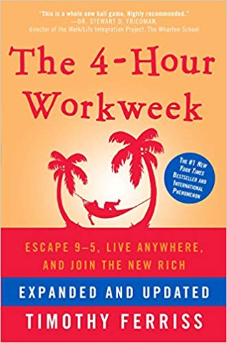 The4-HourWorkweekの表紙