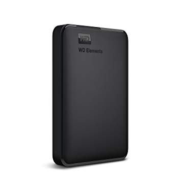 WD HDD Elements Portable