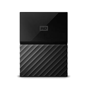 WD ポータブルHDD My Passport