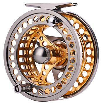 Sougayilang「FlyFishingReelラージアーバー2+1」の画像