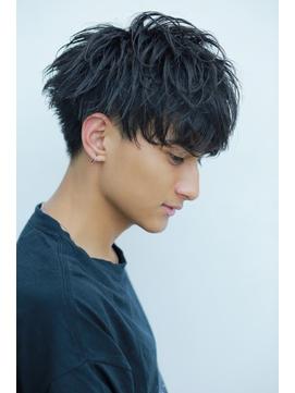 メンズ髪型】刈り上げヘア人気スタイル27選!セルフカットの