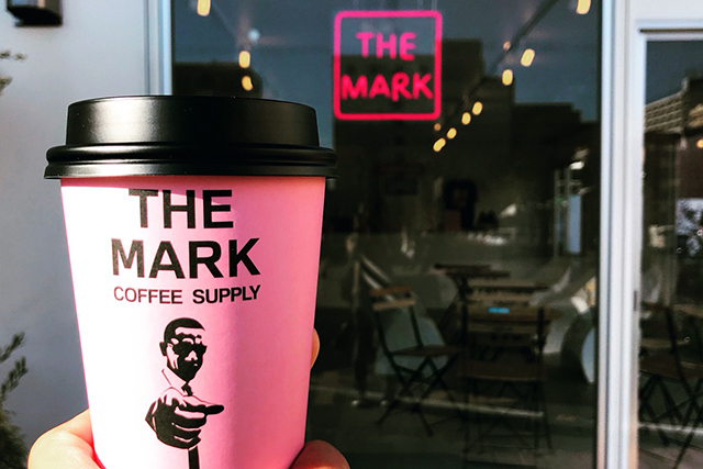 THE MARK COFFEE SUPPLY SENDAIのドリンクの画像
