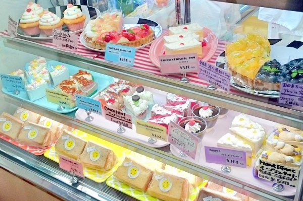 Nagi's Cake Shop Sugarのケーキの画像