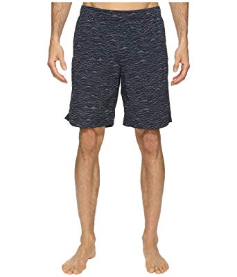 [ノースフェイス] The North Face メンズ Class V Pull-On Trunk - Long 水着 Urban Navy Mountain Scape Print SM [並行輸入品]