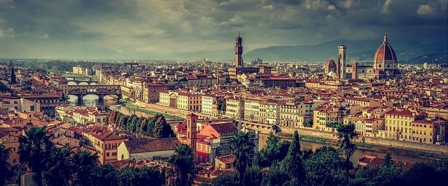 フィレンツェの美しい遺産