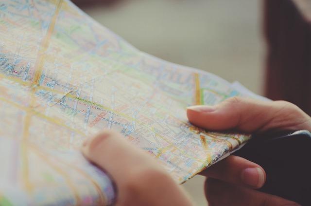 地理関係の認識のイメージ