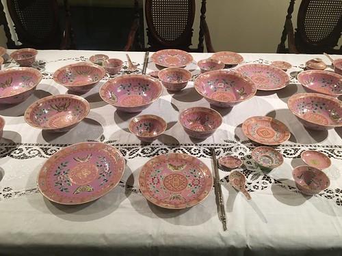 プラナカン 陶器