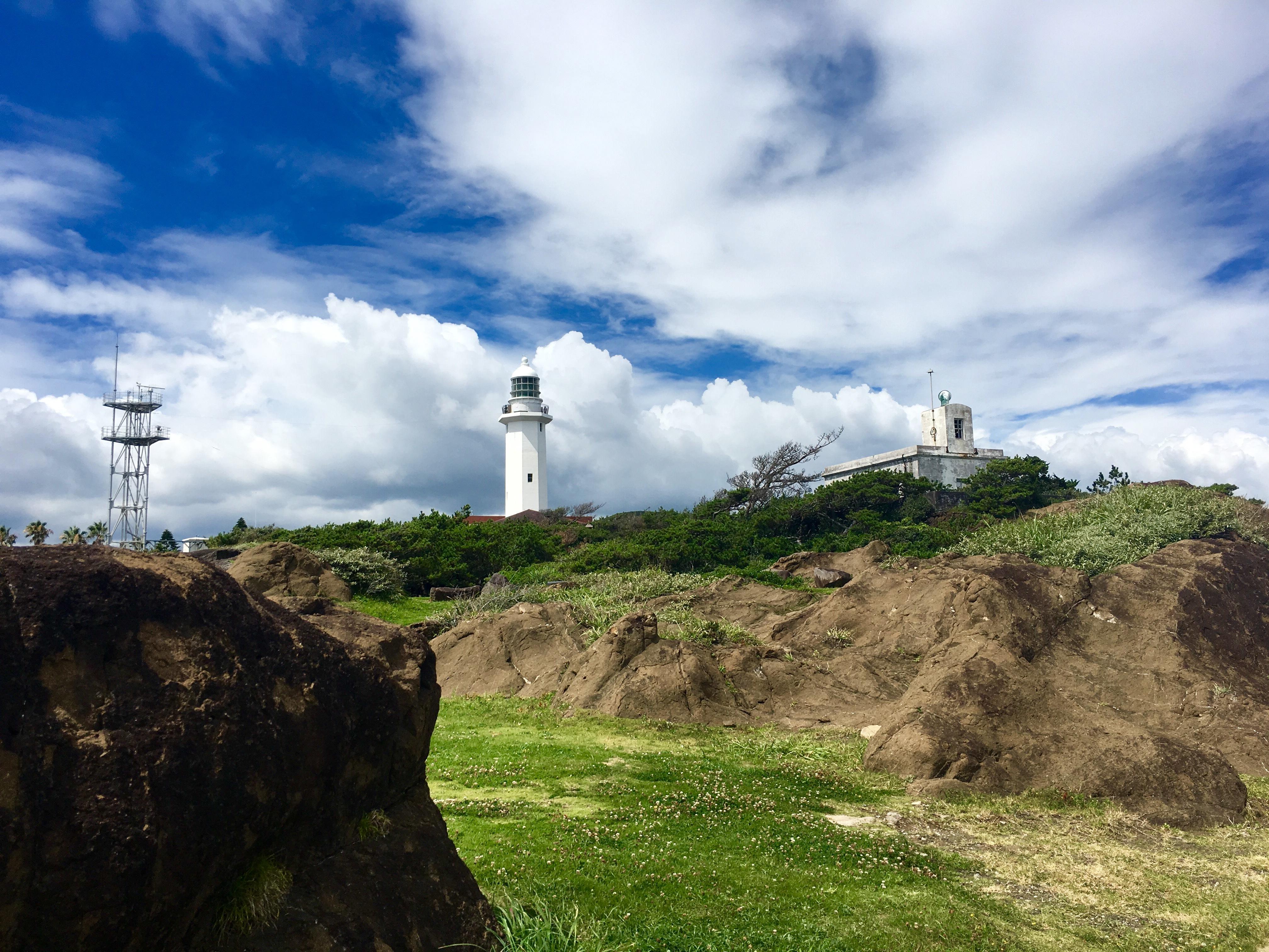 個人撮影:野島埼灯台