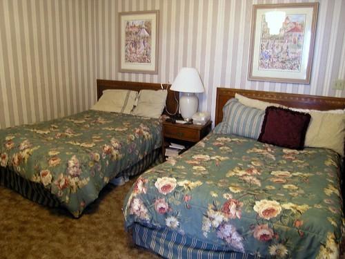 セミダブルベッドルーム