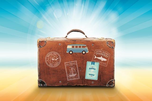 旅行バッグイメージ