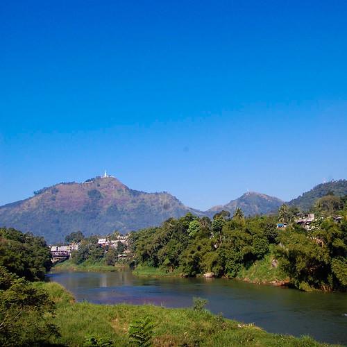 スリランカの川