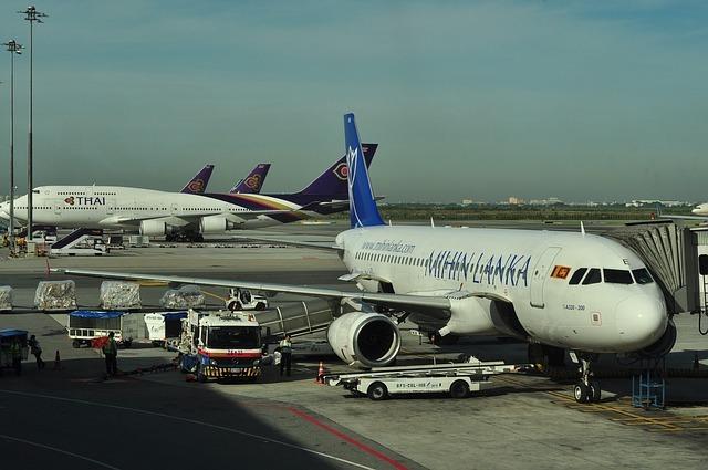 スリランカの空港