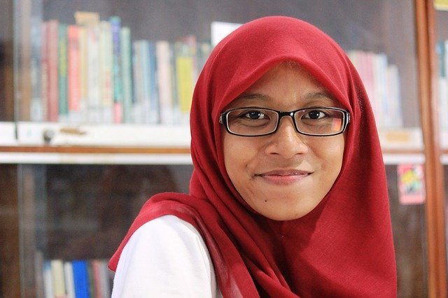 イスラム教徒の学生