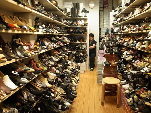 屋 新宿 安い 靴 格安の服屋さん教えてください☆