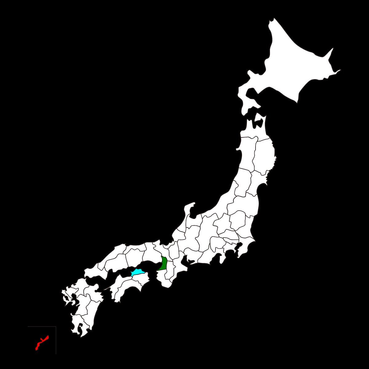 小さい 都 道府県 面積