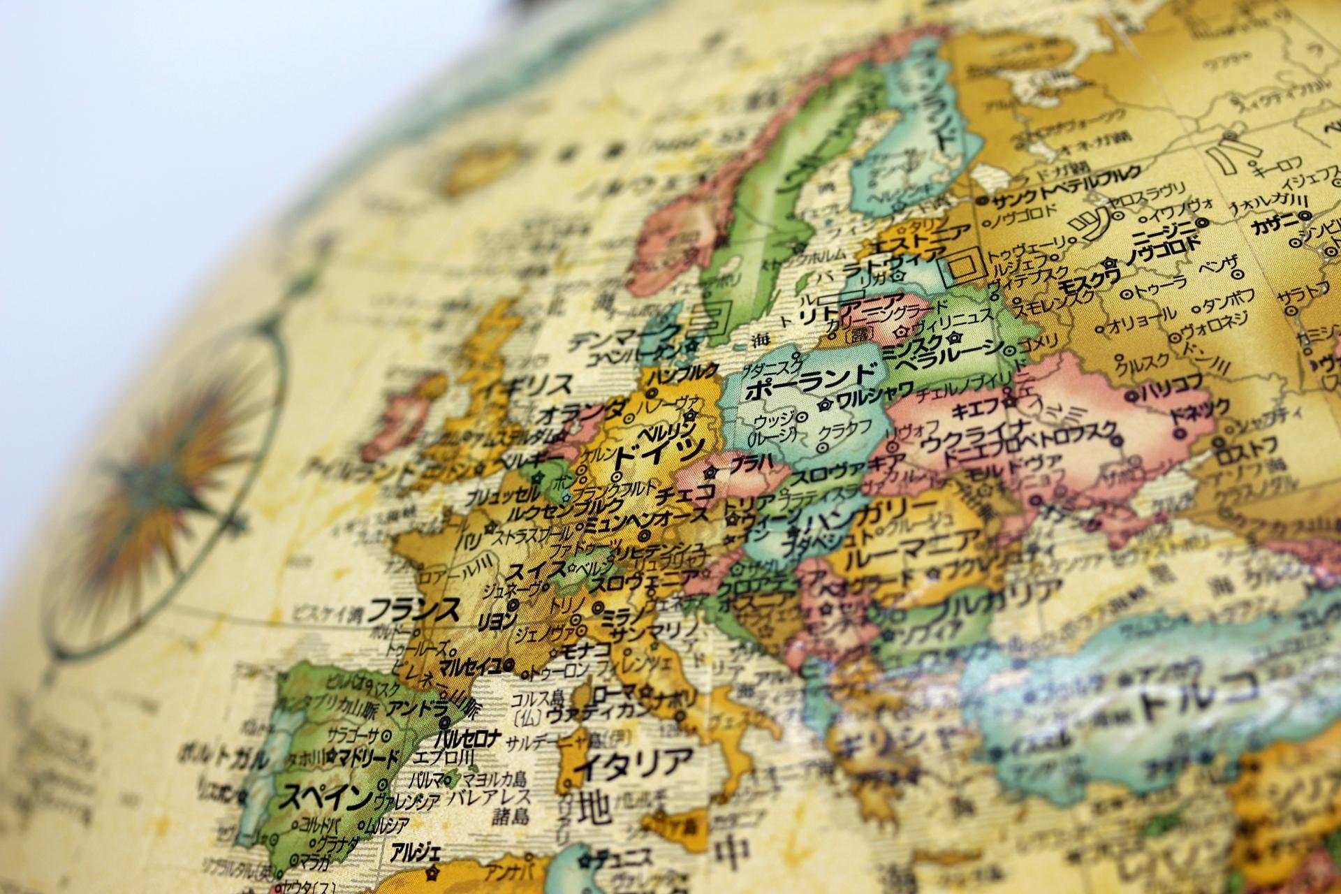 ヨーロッパ主要国