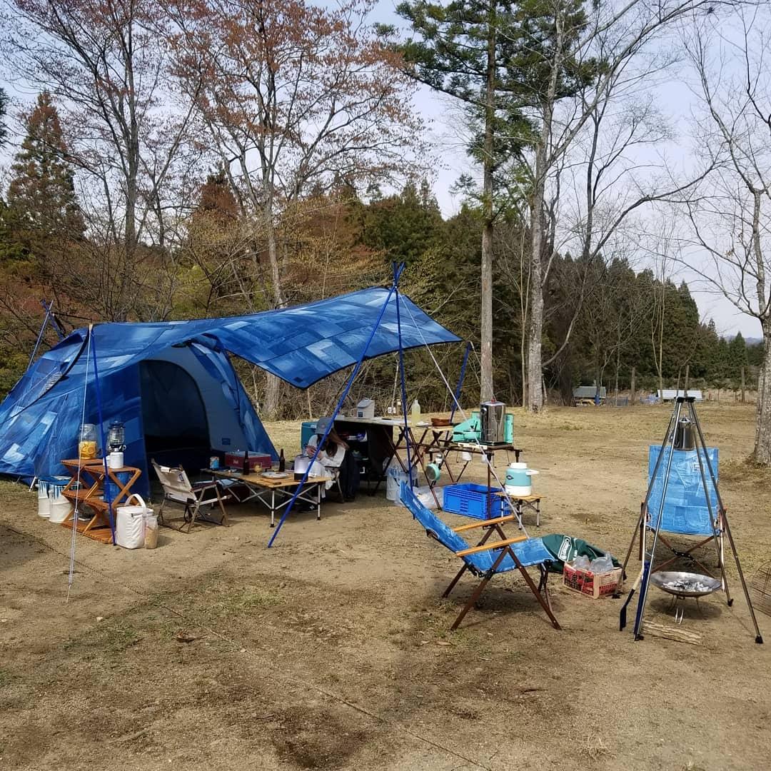 & リゾート まなか の 日光 森 キャンプ