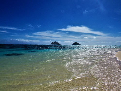ハワイは地上の楽園
