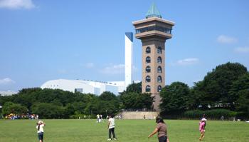 相模原麻溝公園は無料アスレチックのある子供とのお出かけにピッタリの公園!