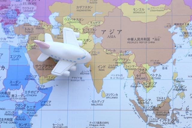 世界観光客数ランキングTOP10!国別の外国人年間訪問者数が多い国をご紹介!