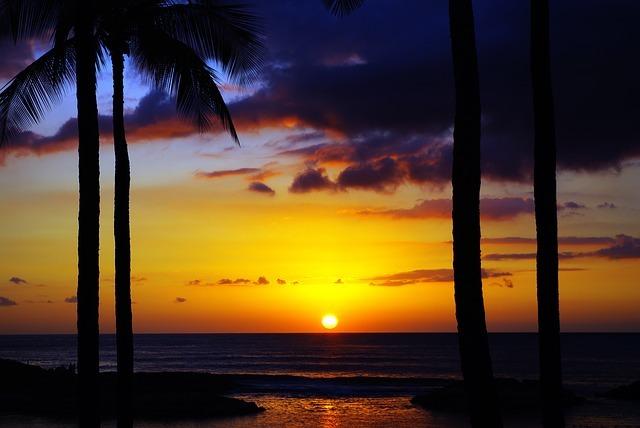ハワイのオアフ島でおすすめのビーチはどこ?有名できれいなビーチをご紹介!