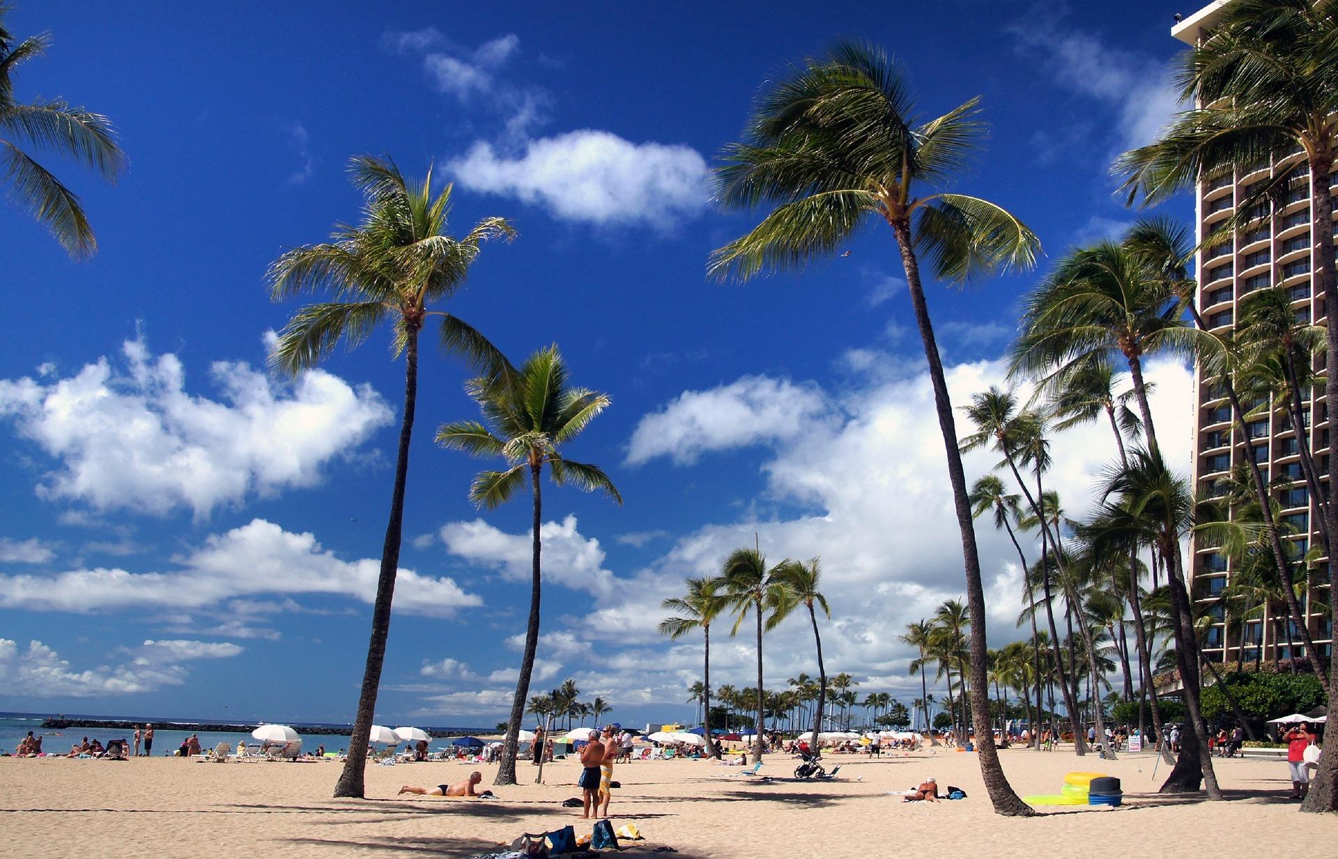 ハワイのビーチでのルールや注意点をご紹介!手荷物はどうする?