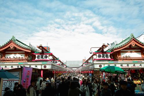 東京を代表する商店街おすすめ8選!人気の名店やおいしい名物をご紹介!