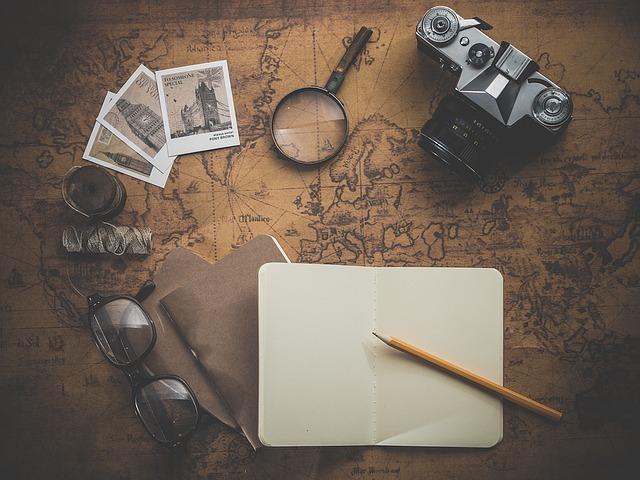 旅のしおりを手作りしよう!手作りしおりの簡単な作り方をご紹介!