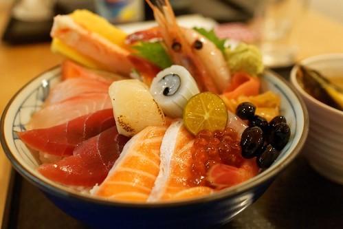 小樽の安くて美味しい海鮮丼おすすめ15選!人気の名店や穴場のお店をご紹介!