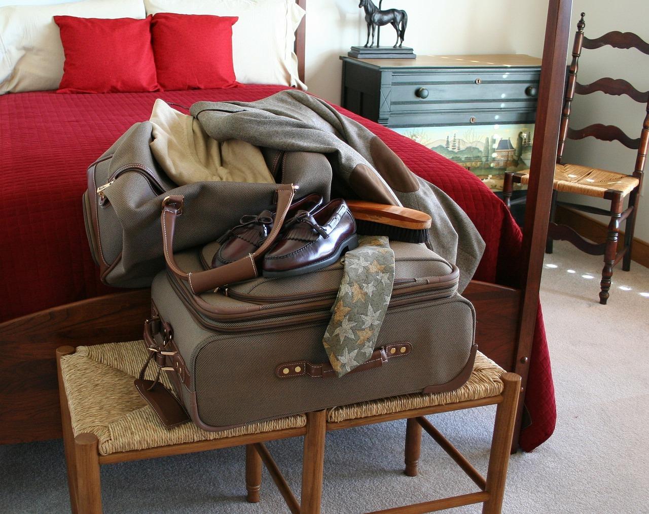 パッキングのコツは?簡単に旅行の荷物をスーツケースに詰める方法をご紹介!