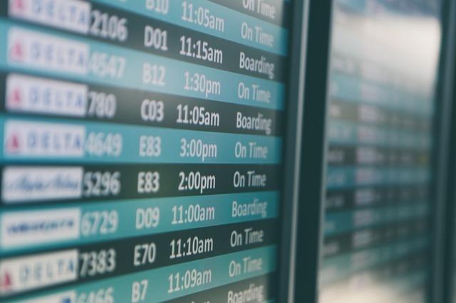 空港にはチェックインの何時間前に着くのがベスト?国内線、国際線のおすすめを解説!