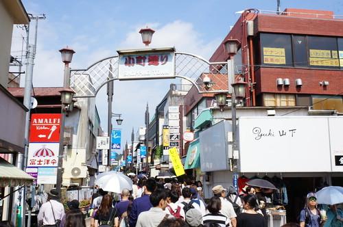 鎌倉小町通りの人気食べ歩きグルメ13選!おいしいグルメで鎌倉を満喫!