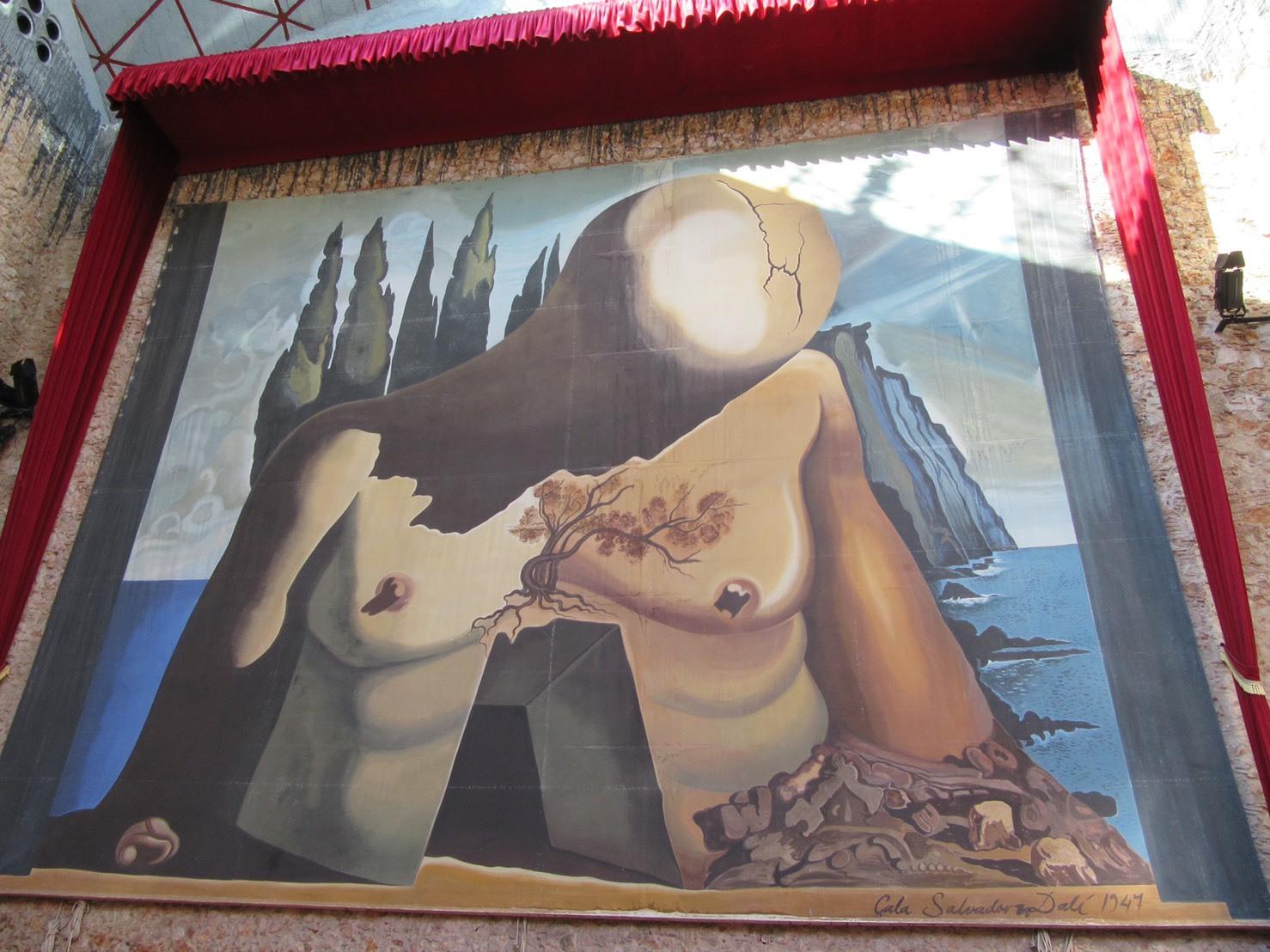 ダリ美術館の見どころを解説!スペインのフィゲラスにある美術館を解説!