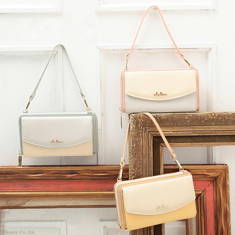 安めのお財布ショルダーおすすめ15選!人気のおしゃれなバッグをご紹介!