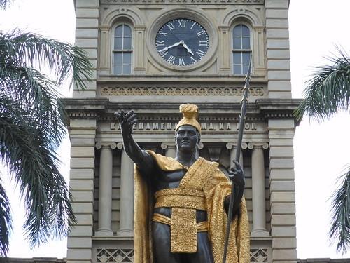カメハメハ大王の伝説をご紹介!ハワイを知る上で欠かせない有名な人物!