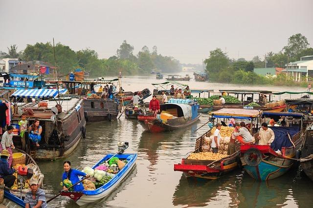 タイの水上マーケットとは?5つのおすすめマーケットと楽しみ方をご紹介!