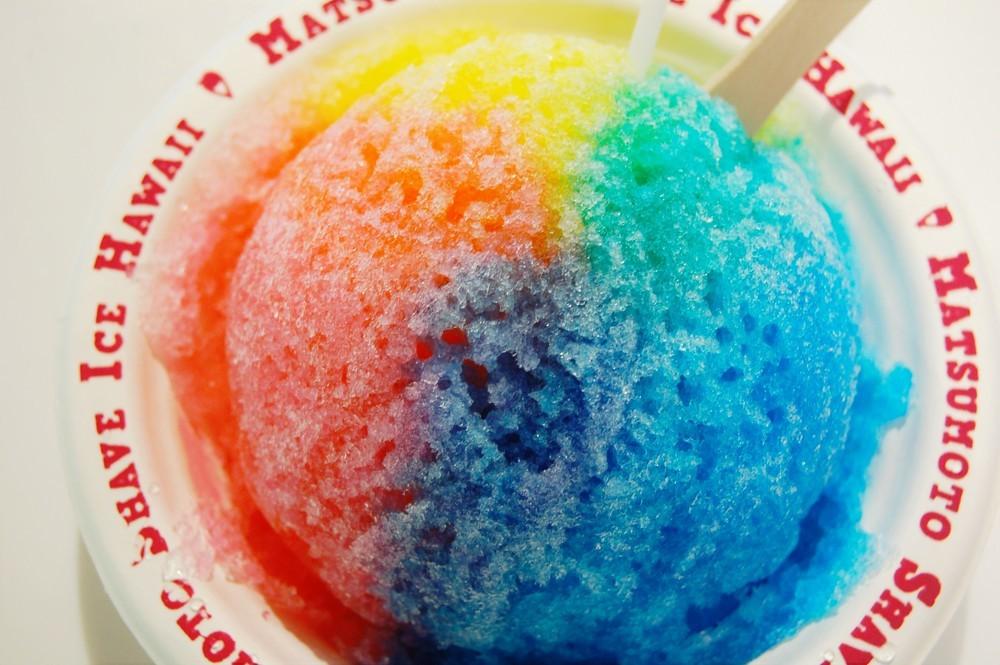 シェイブアイスとかき氷の違いは?ハワイの人気有名店もご紹介!