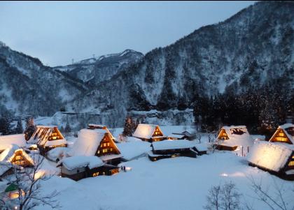 冬の富山観光モデルコースをご紹介!日帰りやドライブメインのコースもご紹介!