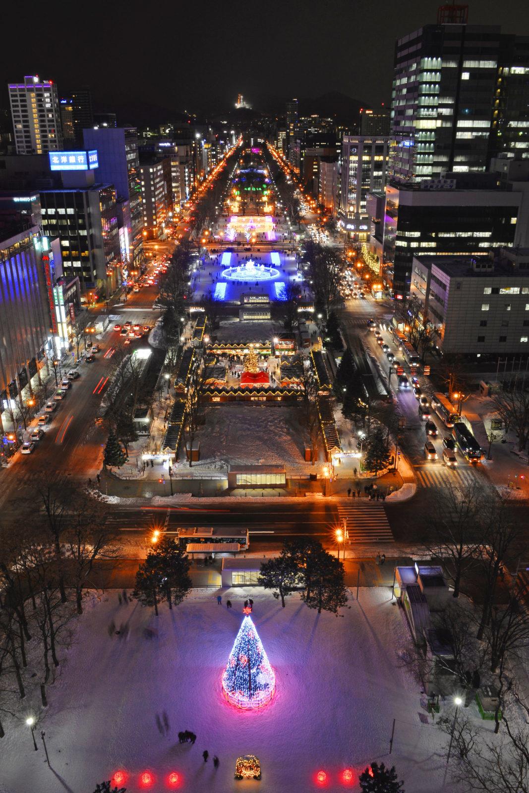 冬の札幌観光モデルコース4選!おすすめの観光スポットのまわり方を解説!