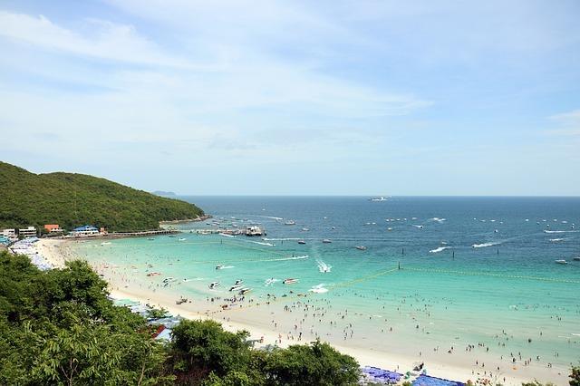 タイ「パタヤビーチ」の楽しみ方は?人気リゾートの見どころをご紹介!