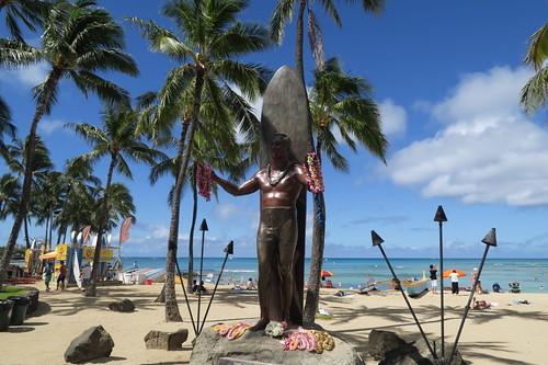 ハワイの治安ってどうなの?人気観光地の治安情報をご紹介!